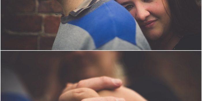 Rachel & Matt Engagement Portrait Shoot - Crosby Marina