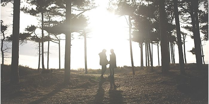 Couples Photo Shoot, Formby, Liverpool - Struth Photography