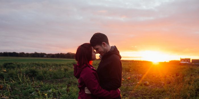 Pumpkin Patch Pre-Wedding Shoot - Lancashire, Struth Photography