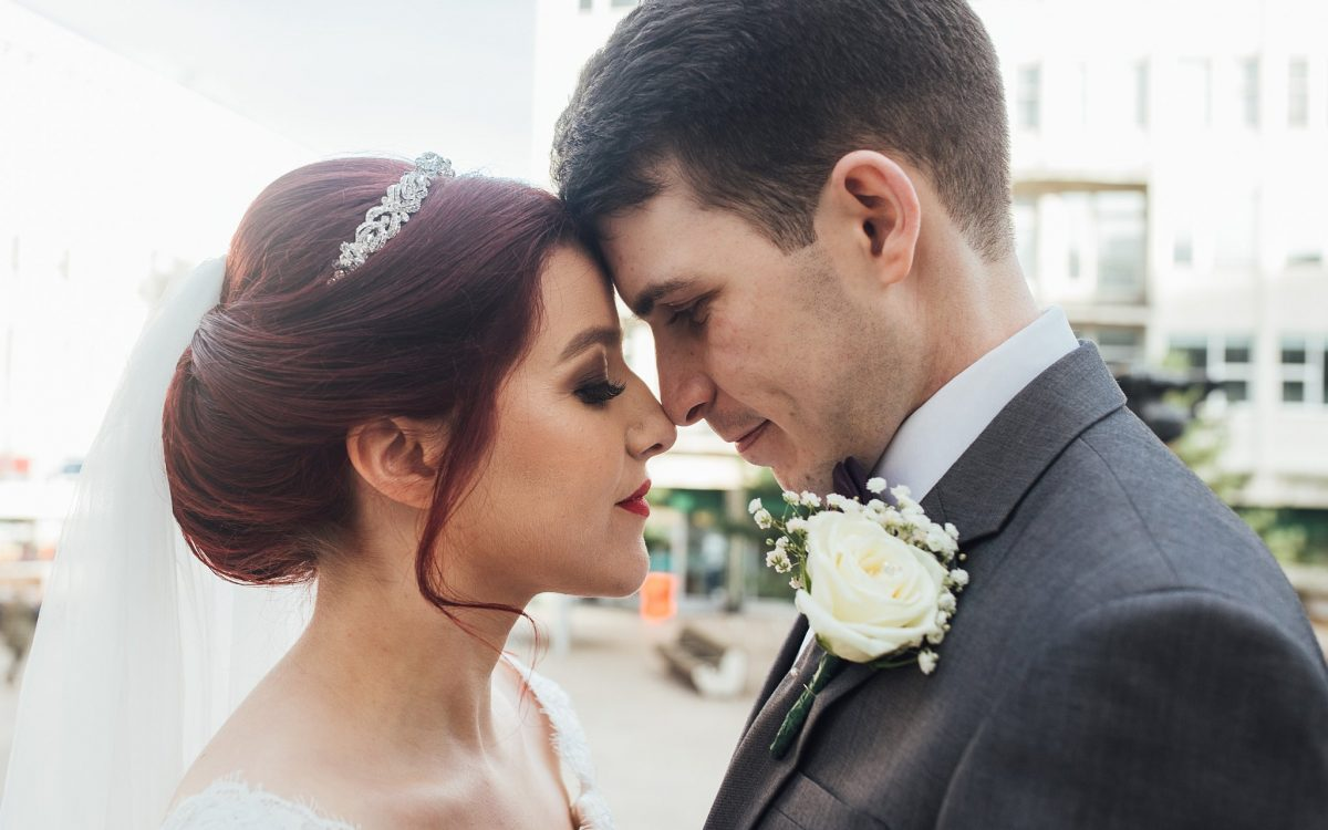A Hard Days Night Hotel Wedding , Liverpool - Cheri & Ryan