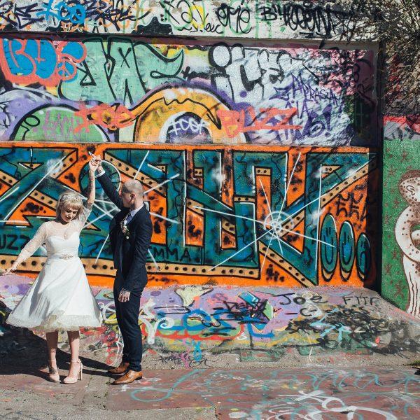 Cool Liverpool City Centre Wedding - The Struths, Liverpool Wedding Photographers