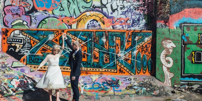 Cool Liverpool City Centre Wedding - The Struths, Liverpool Wedding Photographers