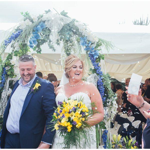 Andrea & Keith's Oaklea Barns Wedding, Liverpool - The Struths, Liverpool Wedding Photographers