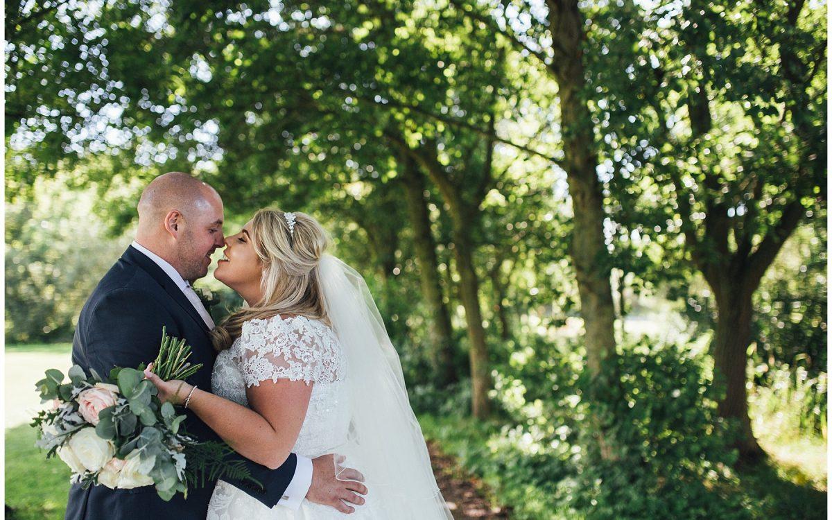 Formby Hall Wedding | Stacey & Jay