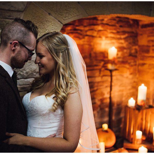 Jessica & Michael's Autumnal Wedding - Lancashire Manor, Wigan Wedding Photography