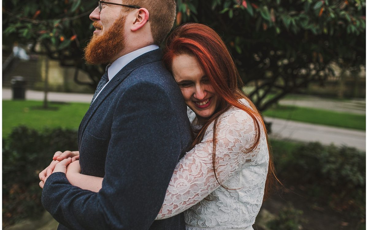 A Liverpool City Elopement Wedding | Nicky & Matthew