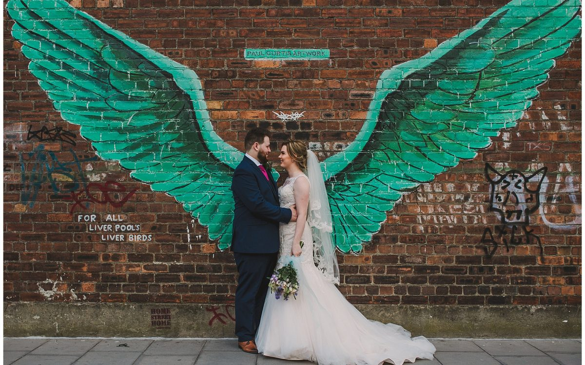 Liverpool City Centre Baltic Social Wedding | Beki & Kane