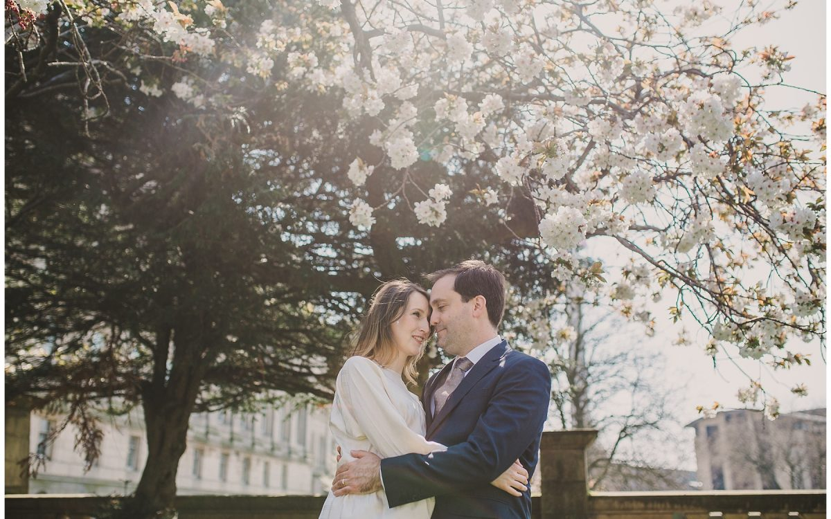 An Intimate Liverpool Wedding | Amy & Levi
