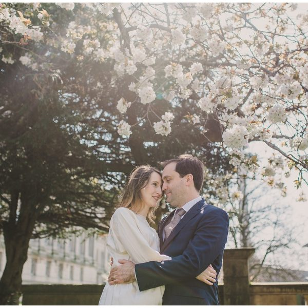 An Intimate Liverpool Wedding, St George's Hall
