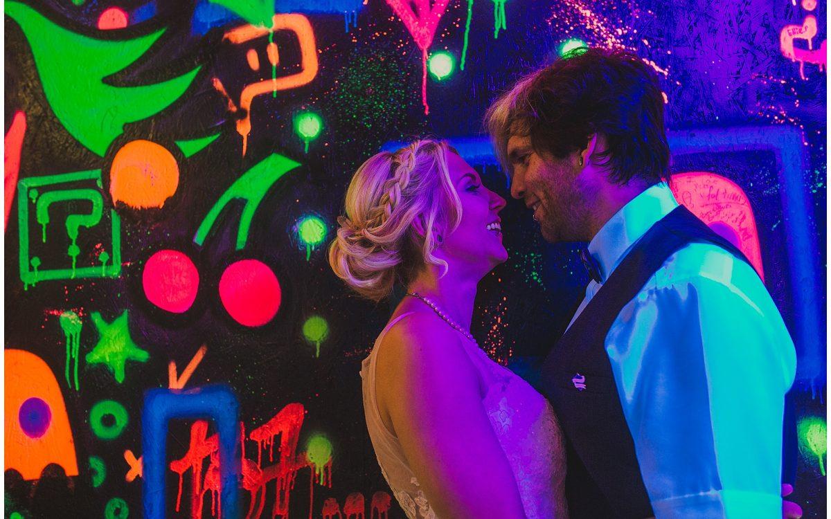 Alternative Wedding Photography | Amy & Mark