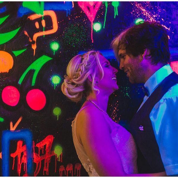 Alternative Wedding Photography - Amy & Mark