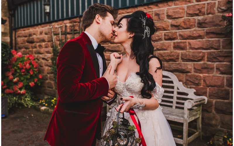 Heaton House Farm Wedding - Chynna-Blue & Rob