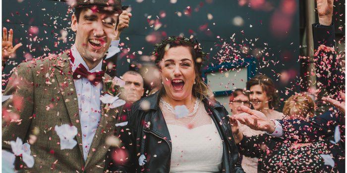 Thornsett Fields Farm Wedding   Amber & Dean