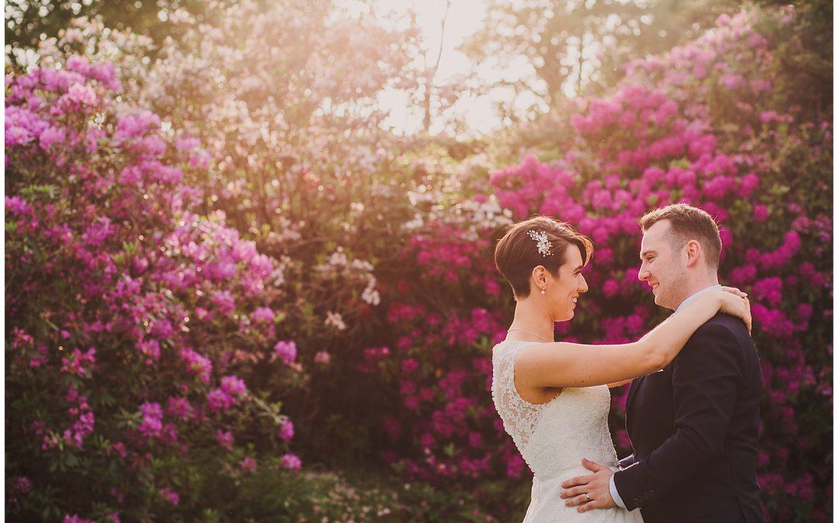 Eaves Hall Wedding Venue | Ally & Matt