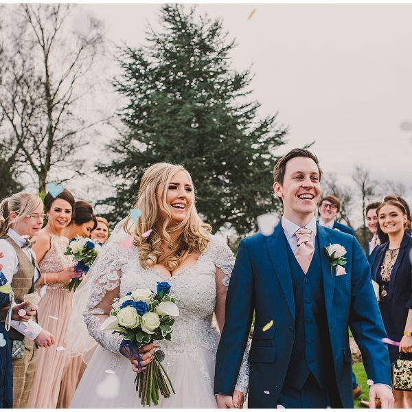 Wirral Wedding Photography | Charlotte & Jordan