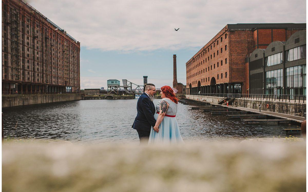 Titanic Hotel Wedding Photography | Vix & Phil