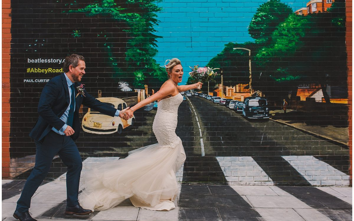 Camp and Furnace Wedding