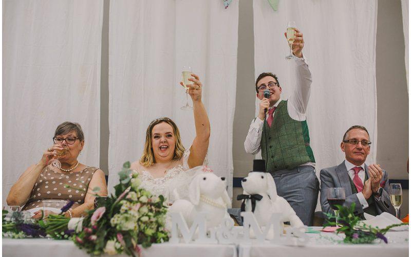 Cheshire Wedding | Shona & Tom