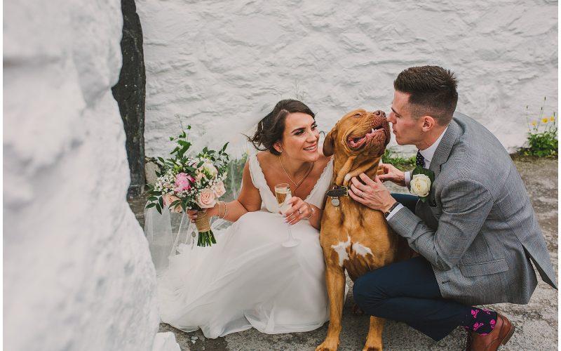 Hafod Farm Wedding | Hannah & Craig