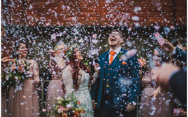 Pumping House Wedding | Roxie & Scott