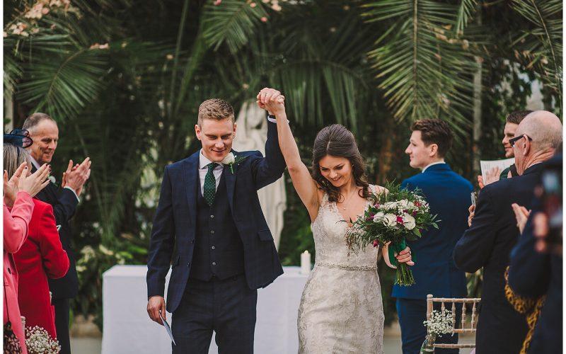 Sefton Park Palm House Wedding | Liz & Ed