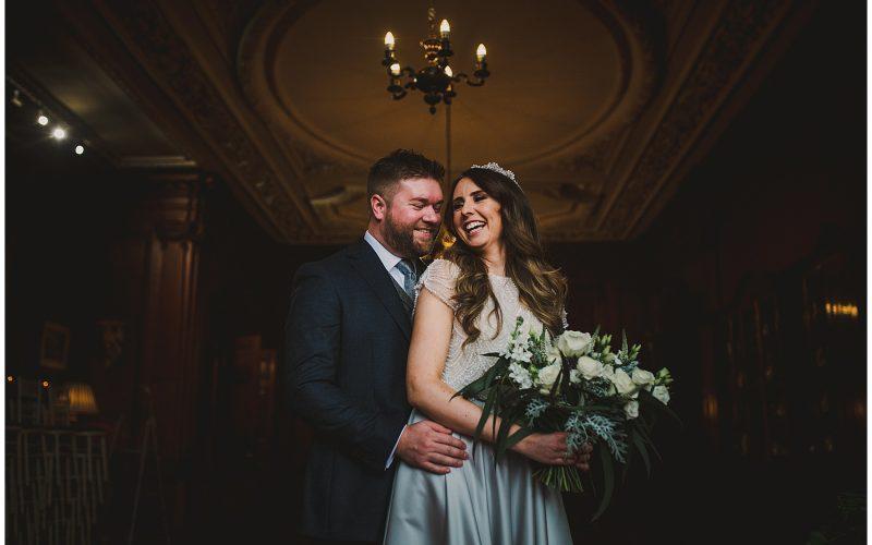 Thornton Manor Wedding | Amy & Dan