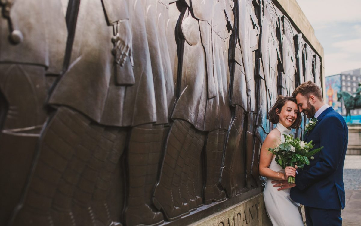 St George's Hall Wedding Photography, Liverpool